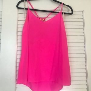 Lilly Pulitzer size L Pink Dusk Top